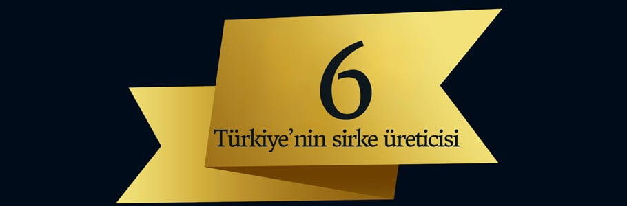 Kükrer Fermantasyon Türkiye'de İlk 6'ya giriyor